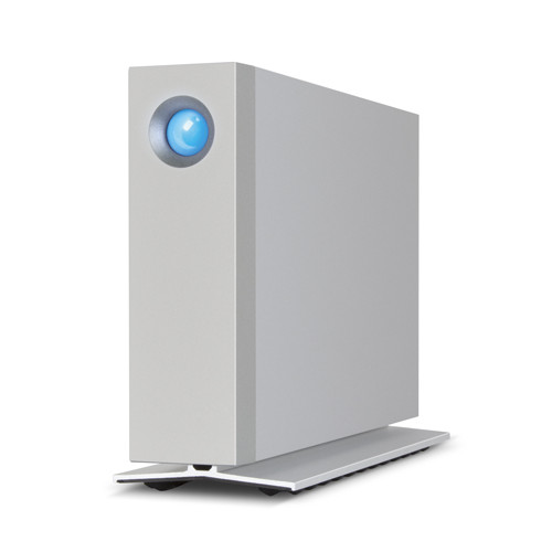 LaCie 9000443 4TB d2 v2, USB 3.0