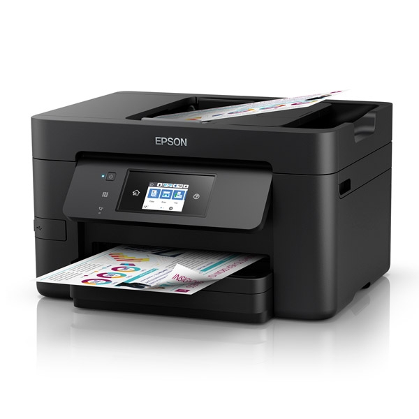 Epson WorkForce Pro 4720 Inkjet Multifunction with PrecisionCore - Print, Copy, Scan and Fax