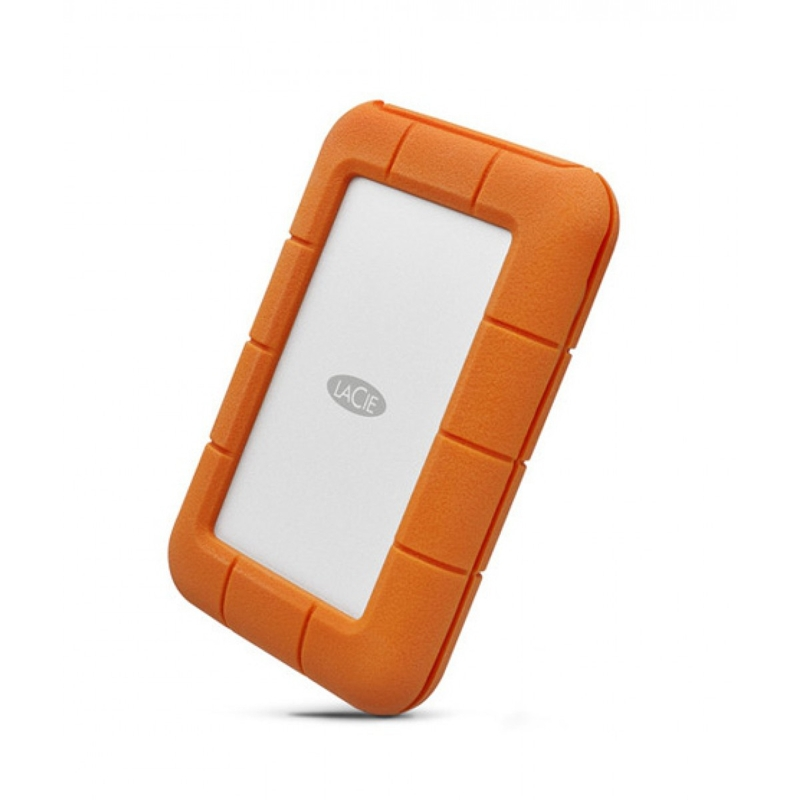 LaCie STFS2000800 2000GB Rugged Thunderbolt / USB-C Portable Drive