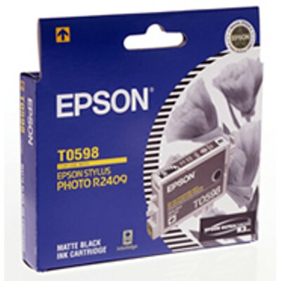 Epson C13T059890 Matte Black Ink Cartridge