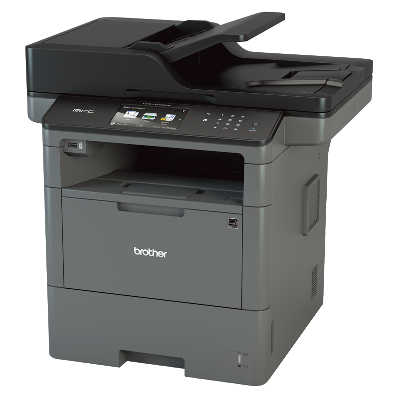 Brother MFC-L6700DW Mono Laser Multifunction - Print, Scan, Copy and Fax