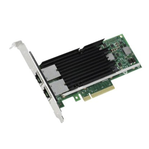 Intel X540T2 Ethernet Card, Dual 10GB