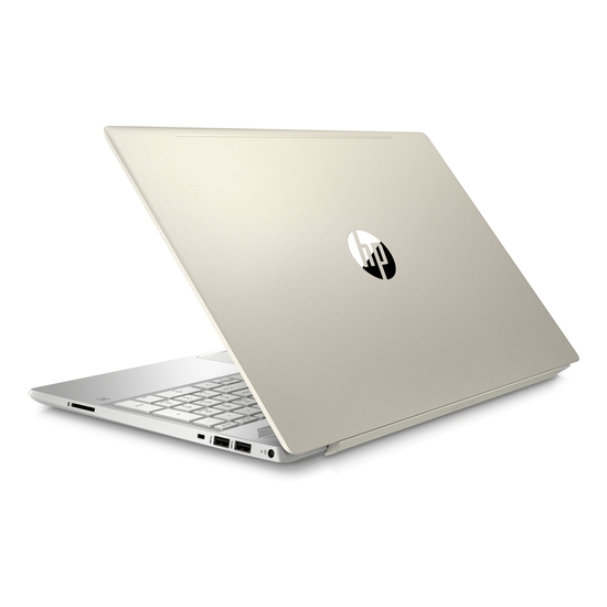 HP Pavilion, Core i7-8550U 1.8/4.0Ghz, 8GB, 480GB SSD, 15.6 Inch FHD Touch, Win 10 Home 64, Gold/Silver