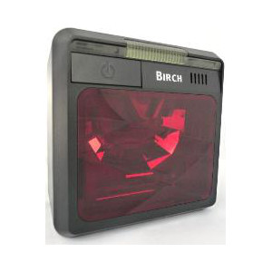 Birch BS-370 Large Screen Omni-directional Laser Scanner, USB