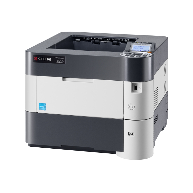 Kyocera P3055DN A4 Workgroup Mono Printer (55ppm)