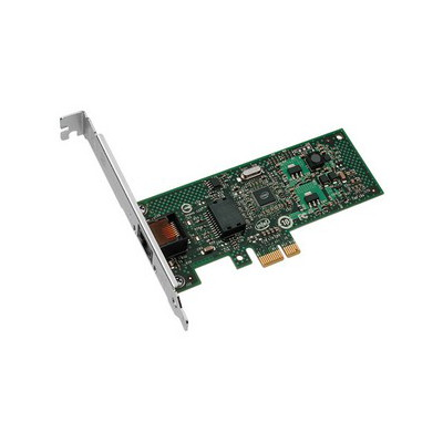 Intel EXPI9301CTBLK Pro/1000CT Gbit Adapter with LP Bracket, PCIe