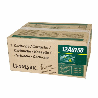 Lexmark Optra S (12A0150) Remanufactured Toner Cartridge
