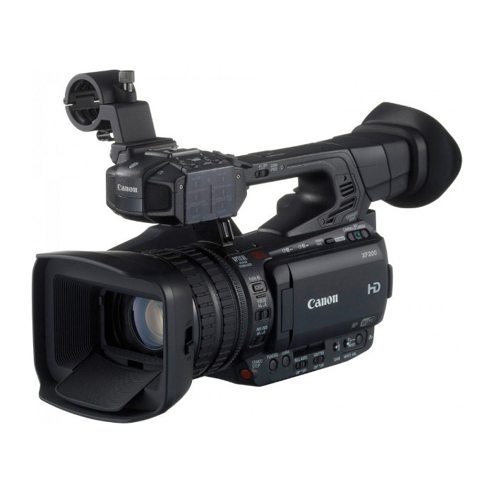 Canon XF200 Digital Video Camera