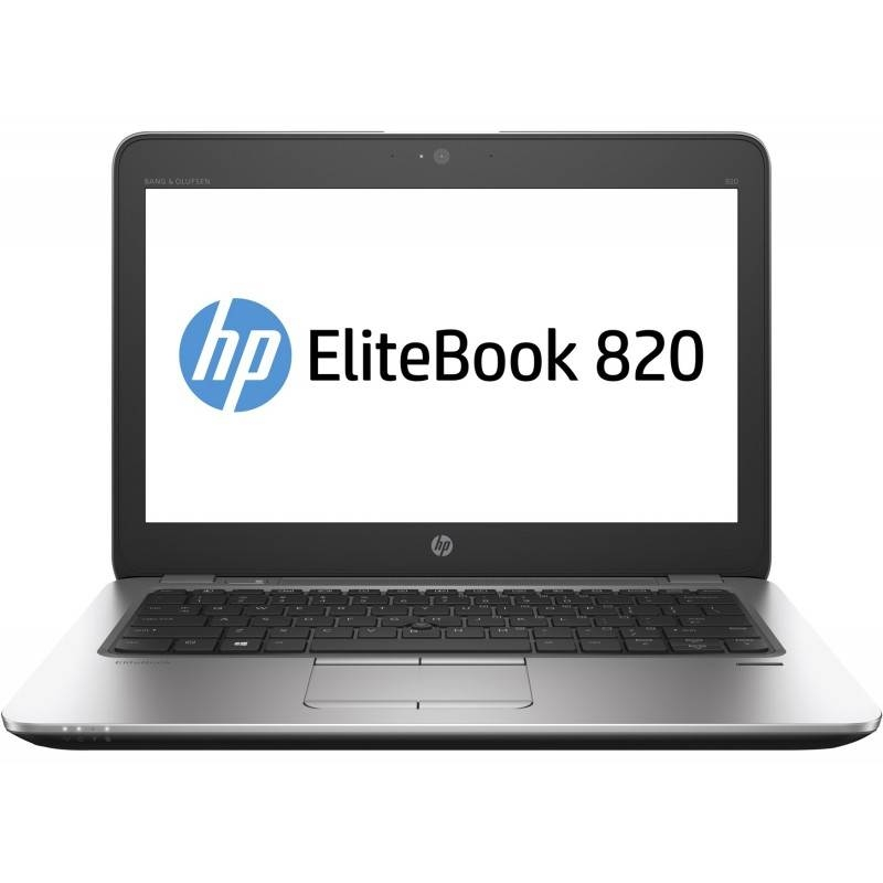HP EliteBook 820 G3, Core i5-6200U 2.3/2.8Ghz, 4GB, 500GB, 12.5 Inch HD, Win 7/10 Pro 64, 3 Yr