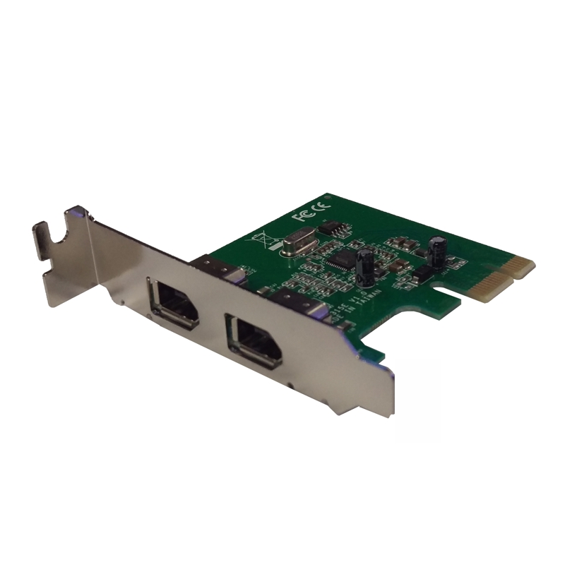 Condor MP6315ELP PCIE IEEE1394A 6pin x2, LP