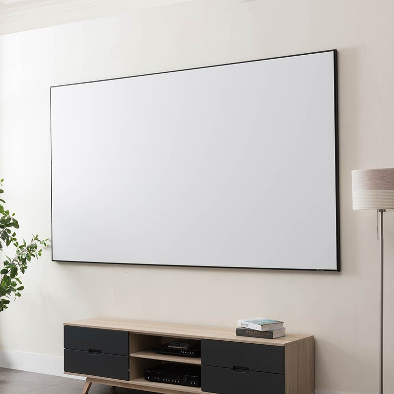 Westinghouse WHSCR100TB 100 Inch Thin Bezel Fixed Frame Screen (16:9)