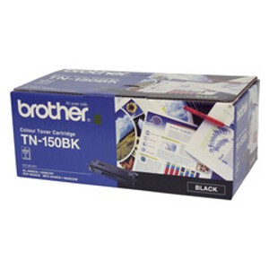 Brother TN-150BK Black Toner Cartridge (2500 Yield)