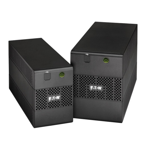 Eaton 5E850IUSB-AU 5E UPS 850VA/480W 2 x ANZ OUTLETS, no Fan
