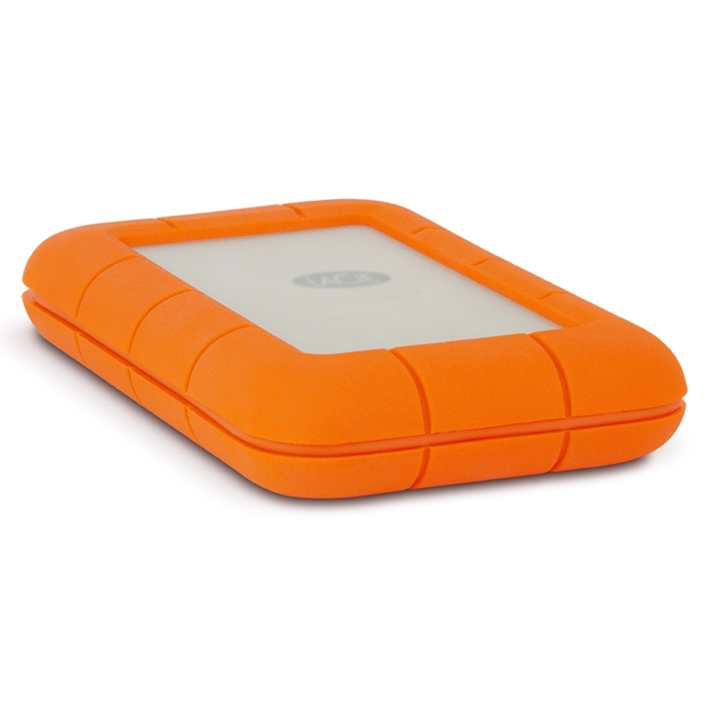 LaCie STEV2000400 2000GB Rugged v2 USB3.0 / ThunderBolt Portable Drive