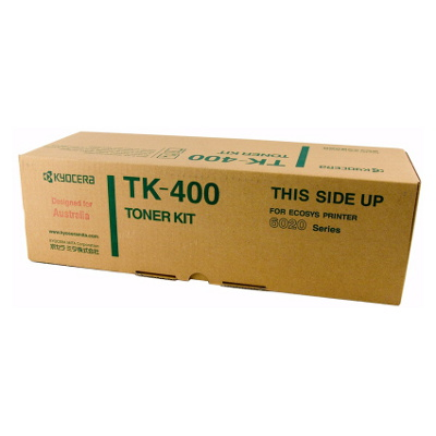 Kyocera TK-400 Toner Cartridge (10 000 Yield)