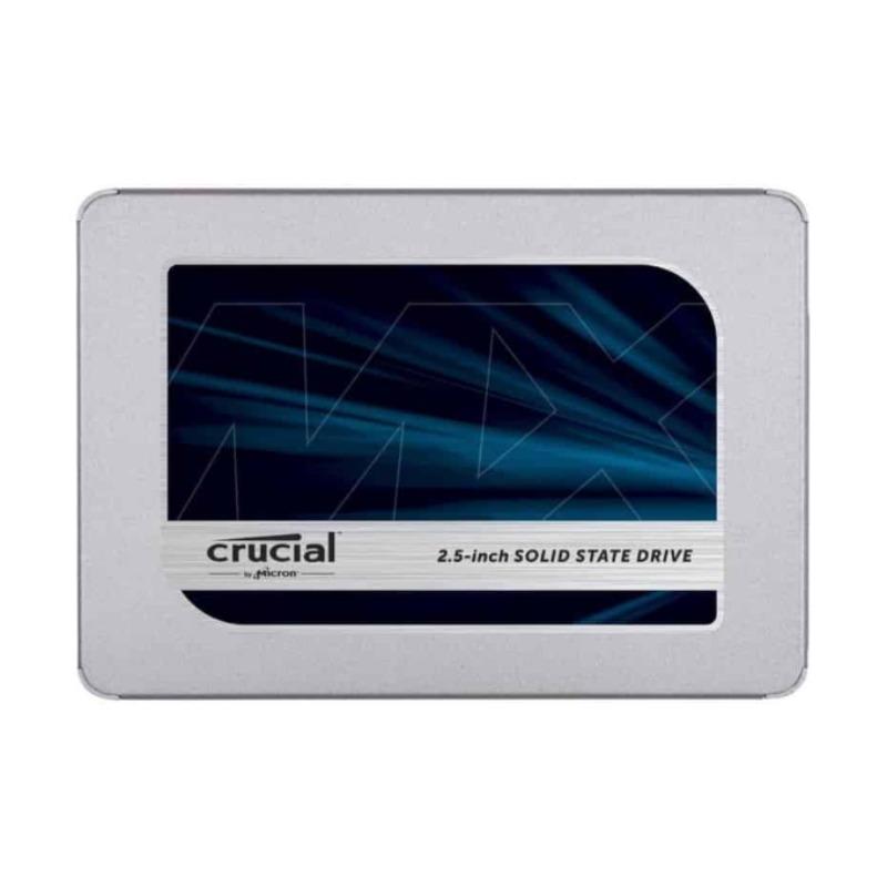 Crucial CT1000MX500SSD1 1TB MX500 SATA 2.5 Inch SSD, 7mm