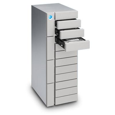 LaCie STFJ72000400 72TB 12big RAID Thunderbolt3 and USB-C (Enterprise)