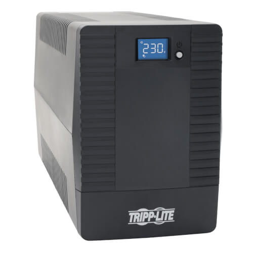 Tripp Lite VSX Series 1000VA Line Interactive Tower UPS, 8xC13