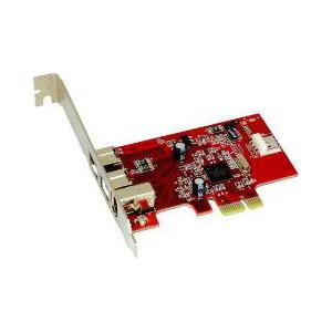 Condor  PCI-E - FW 800 x 2 + FW 400 x 1