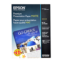 Epson Matte Paper Heavyweight (A3) - 50 Pack
