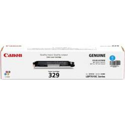 Canon CART329C Cyan cartridge suitable for LBP7018C, 1000 pages