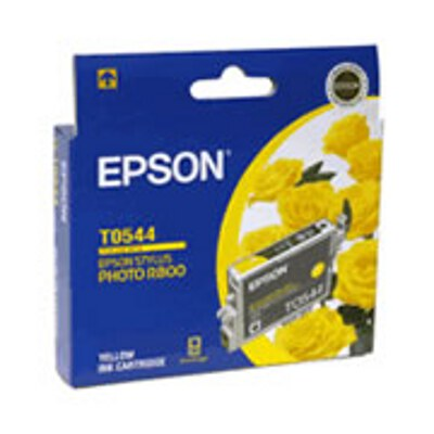 Epson Yellow Ink Cartridge to suit R800