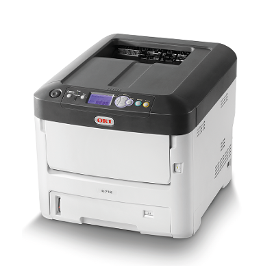 OKI C712DN Colour LED Printer with Duplex and Network
