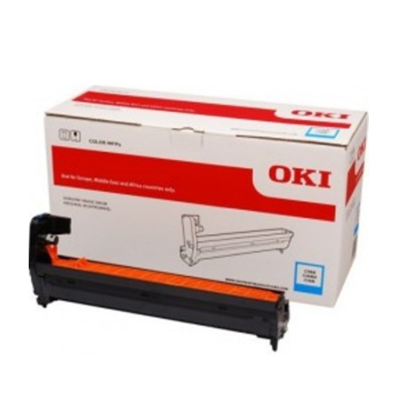 OKI 46507311 Cyan EP Cartridge (Drum) For C612; 30,000 Pages Average
