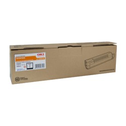 OKI 44643024 Black Toner Cartridge For MC852 (7000 Pages @ ISO)