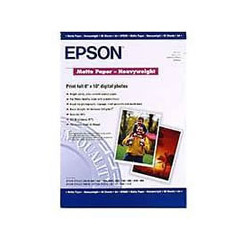 Epson Matte Paper Heavyweight A3+ (50 Pack)