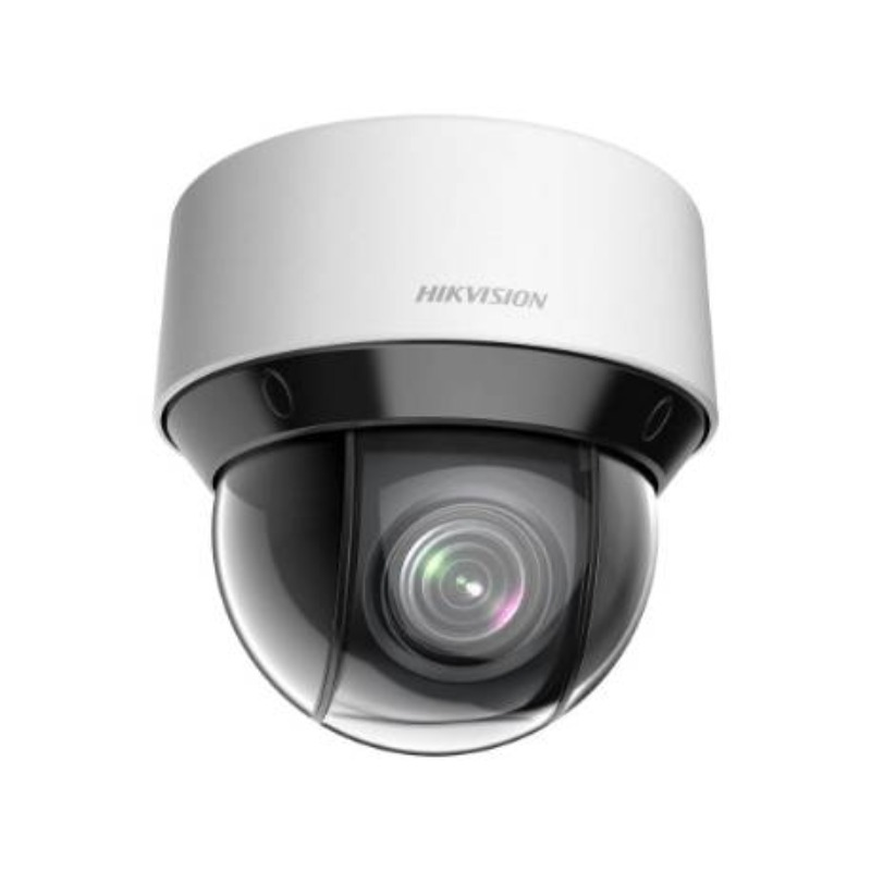 Hikvision DS-2DE4A404IWD2 4MP Darkfighter PTZ Camera, 4x Optical Zoom, 50m IR, IP66, PoE+, 2.8-12mm
