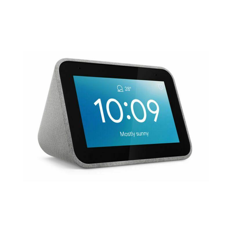 Lenovo ZA4R0001AU Smart Clock