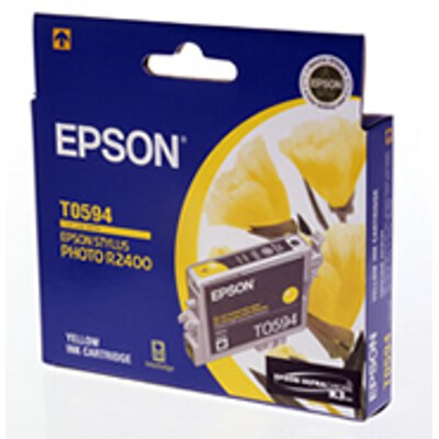 Epson C13T059490 Yellow Ink Cartridge