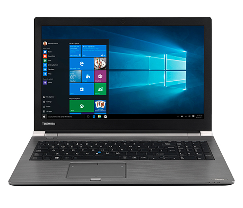 Toshiba Z50, Core i5-6300U 2.4Ghz, 8GB, 500GB, 15.6 Inch FHD, No Optical, 4G, Win 10 Pro 64, 3 Yr