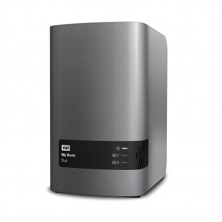 Western Digital My Book Duo 8TB (2 x 4TB) External HDD