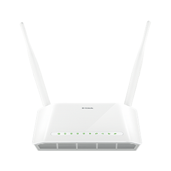 DLink DSL-2750U Wireless N ADSL2/2+ Modem Router + USB
