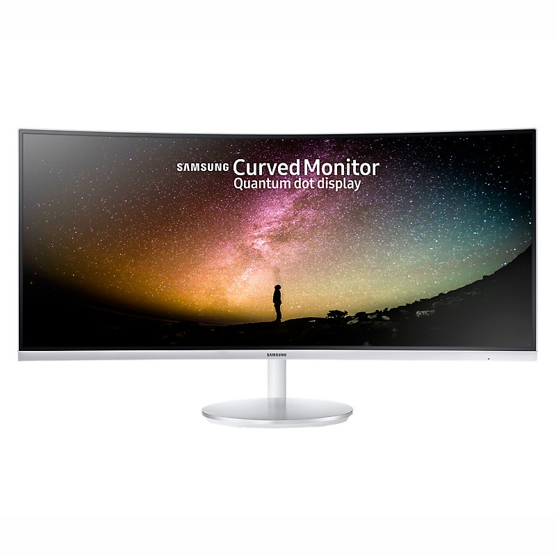 Samsung LC34F791WZEXXY 34 Inch Curve LED, 3440x1440, 4ms, DP, HDMI, Speakers, Tilt, Height Adjust, 1 Yr