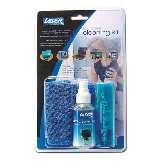 Laser AO-LCDKIT (AO-LCDC50) Cleaning Kit for LCD Screens