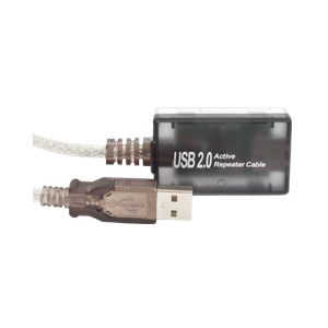 Cabac USB 2.0 Active Extension Cable 12m
