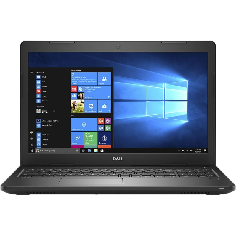 Dell Latitude 3580, Core i5-7200U, 8GB, 256GB SSD, 15.6 Inch HD, No Optical, Win 10 Pro 64, 1 Yr
