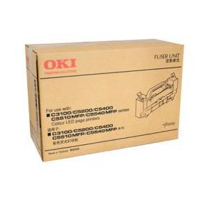 OKI Fuser Unit to suit C3100/5200 and 5400 Colour Laser Printers (45000 Yield)