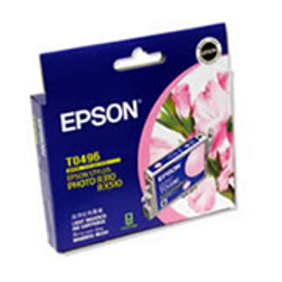 Epson Light Magenta Ink Cartridge to suit RX510