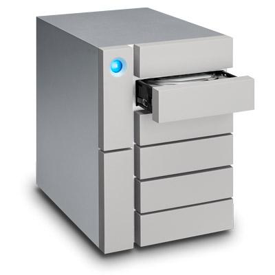 LaCie STFK60000400 60TB 6big RAID Thunderbolt3 and USB-C (Enterprise)