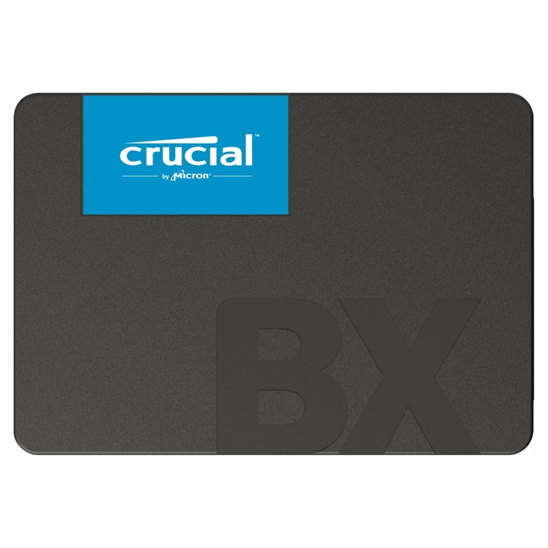 Crucial CT480BX500SSD1 480GB 2.5 Inch SATA SSD, NAND