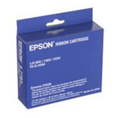 Epson C13S015056 Colour Fabric Ribbon Cartridge to suit DLQ-2000, LQ-860, LQ-860+, LQ-1060,