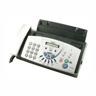 Brother Fax-837MC Fax Machine with Answering Machine