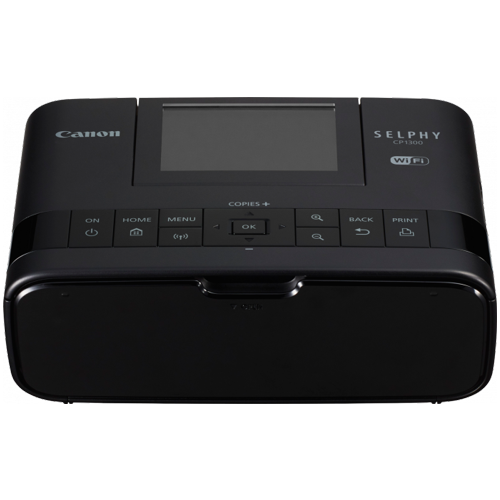 Canon CP1300BK Selphy Printer - Black