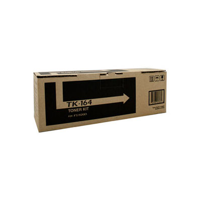 Kyocera TK-164 Toner Kit to suit Printers:  FS-1120D (2,500 Yield)