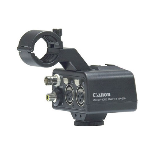 Canon MA-300 Microphone Adaptor with Shoulder Pad