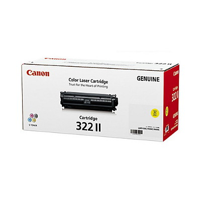 Canon Canon High Capacity Yellow cartridge - 15,000 Page Yield